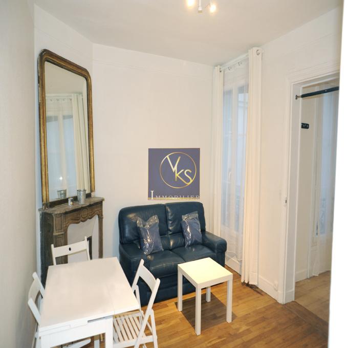 Offres de location Appartement Paris (75018)