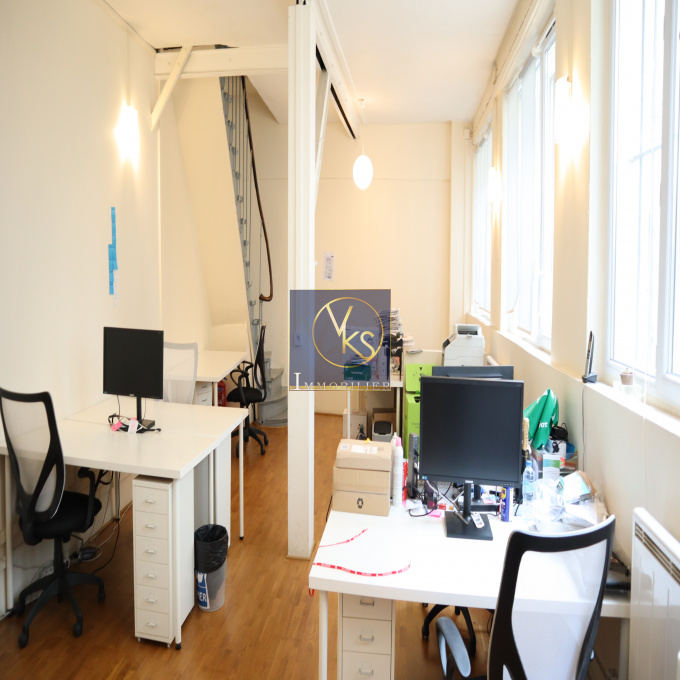 Location Immobilier Professionnel Local commercial Paris (75010)